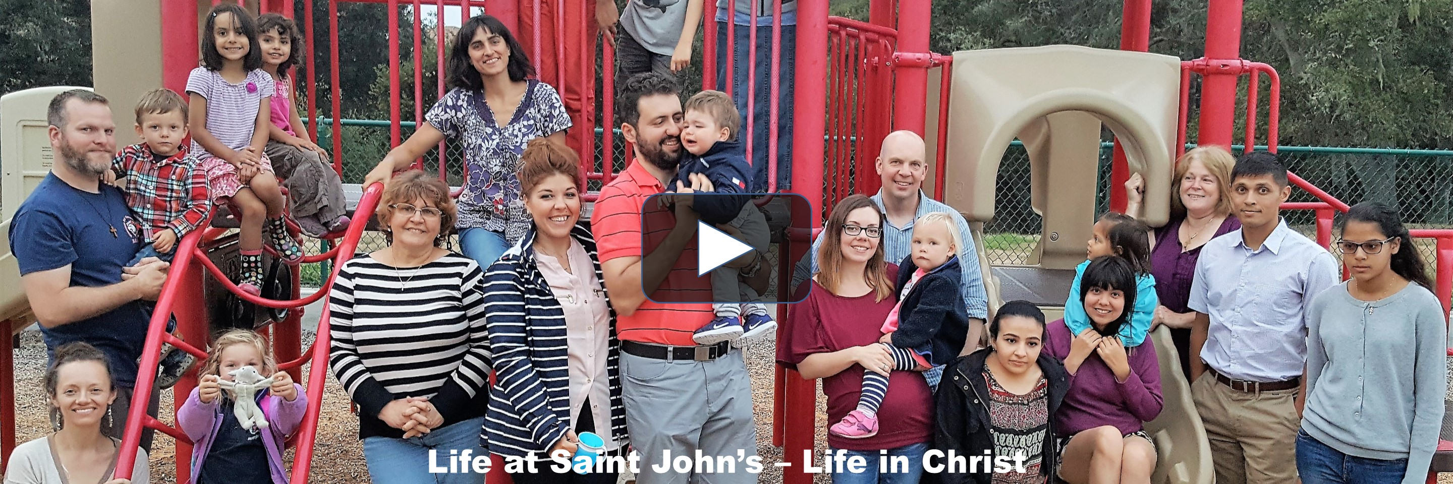 Welcome to Our Parish Website   St  John the Baptist Greek